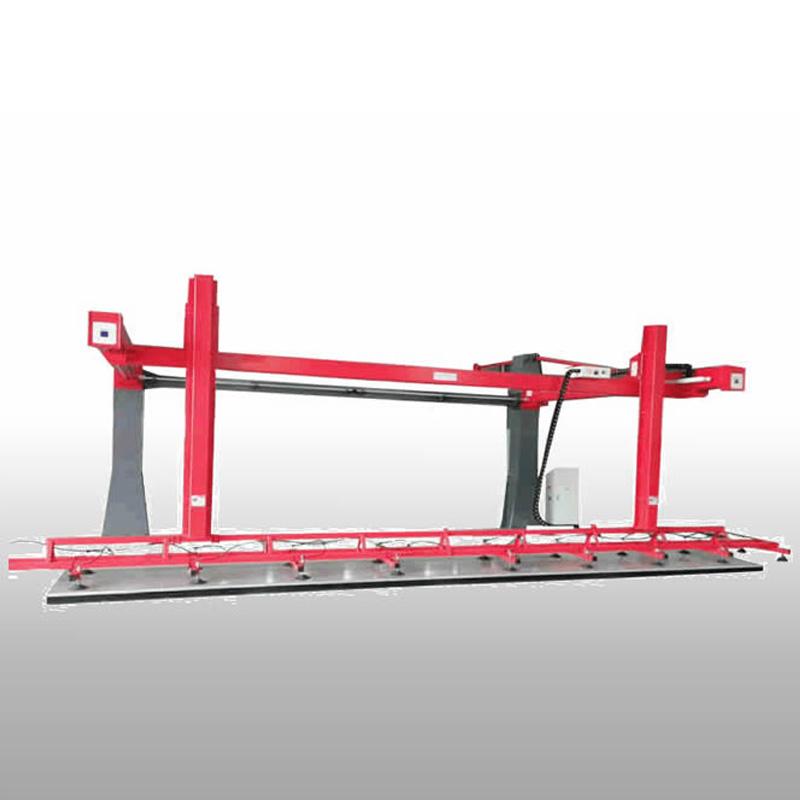 雙聯懸臂高速搬運機械手 復合板上料機